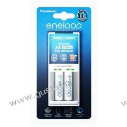 Panasonic Eneloop BQ-CC50 + 2 x R6/AA Eneloop 2000mAh BK-3MCCE