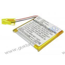 SanDisk Sansa Fuze 4GB / 8JJH8F15 550mAh 2.04Wh Li-Polymer 3.7V (Cameron Sino) Pozostałe