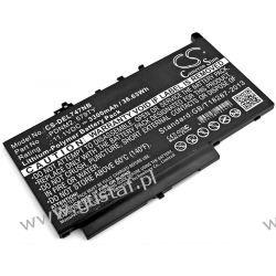 Dell  Latitude E7270 / 579TY 3300mAh 36.63Wh Li-Polymer 11.1V (Cameron Sino) Ładowarki