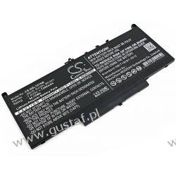 Dell Latitude 12 E7270 / J60J5 7200mAh 54.72Wh Li-Polymer 7.6V (Cameron Sino) Ładowarki