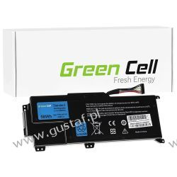 Dell XPS 14z / YMYF6  3900mAh Li-Ion 14.8V (GreenCell) Komputery