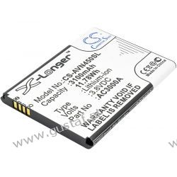 Archos 45 Neon / AC3000A 3100mAh 11.78Wh Li-Ion 3.8V (Cameron Sino) Akumulatory