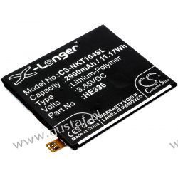 Nokia 5 Dual SIM / HE321 2900mAh 11.17Wh Li-Polymer 3.85V (Cameron Sino) HP, Compaq