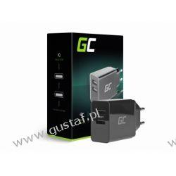 Ładowarka 2xUSB Szybkie Ładowanie iQ Smart Charging (GreenCell) Telefony i Akcesoria