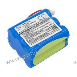 TDK Life on Record A73 Boombox / 6AA-HHC 2000mAh 14.40Wh Ni-MH 7.2V (Camreron Sino) Sprzęt audio przenośny