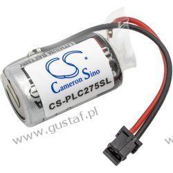 Toshiba ER3V 1000mAh 3.60Wh Li-MnO2 3.6V czarna wtyczka (Cameron Sino) Pozostałe