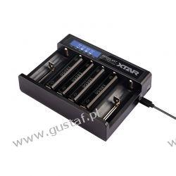 Ładowarka do akumulatorów cylindrycznych Li-ion 18650 Xtar MC6 Pozostałe