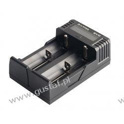 Super szybka ładowarka do akumulatorów cylindrycznych li-ion 18650 Xtar SV2