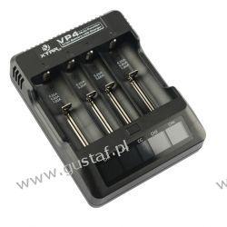 Ładowarka do akumulatorów cylindrycznych li-ion 18650 Xtar VP4