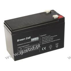 Akumulator AGM 12V 7.2Ah {151 × 65 × 98 mm} (GreenCell) Toshiba