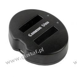 Nikon Coolpix AW100 / EN-EL12 / MH-65 ładowarka zewnętrzna 2x USB (Cameron Sino) Zasilanie aparatów