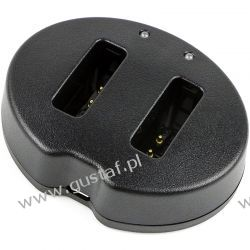 Canon Digital 30 / CB-2LH ładowarka USB DC 4.2V X 2 do NB-13L (Cameron Sino) Zasilanie aparatów
