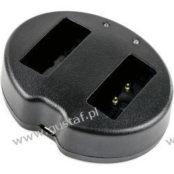 Canon EOS 200D / LC-E17 ładowarka USB DC 8.4V X 2 do LP-E17 (Cameron Sino) Zasilanie aparatów
