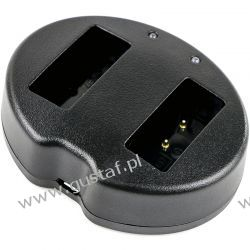 Canon EOS 200D / LC-E17 ładowarka USB DC 8.4V X 2 do LP-E17 (Cameron Sino) Akumulatory