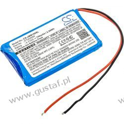 JBL Micro Wireless 2013 / FT453050 700mAh 2.59Wh Li-Ion 3.7V (Cameron Sino) Pozostałe
