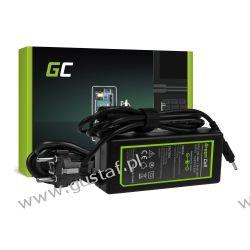 Zasilacz sieciowy 19.5V 3.08A 3.0x1.1mm 60W (GreenCell) Komputery