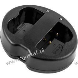 Nikon D100 / MH-18a ładowarka USB DC 8.4V x 2 do EN-EL3e (Cameron Sino) Ładowarki