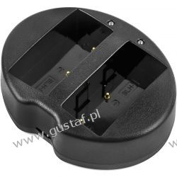 Olympus E-M1 Mark II / BCH-1 ładowarka USB DC 8.4V x 2 do BLH-1 (Cameron Sino) Ładowarki