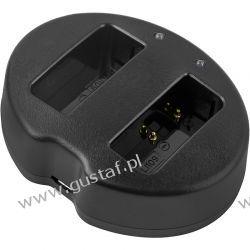Pentax K2 / D-BC109 ładowarka USB DC 8.4V x 2 do D-LI109 (Cameron Sino) Zasilanie aparatów