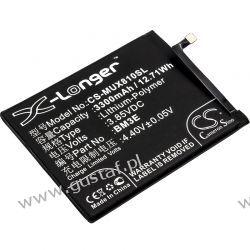 Xiaomi Mi 8 / BM3E 3300mAh 12.71Wh Li-Polymer 3.85V (Cameron Sino) Telefony i Akcesoria