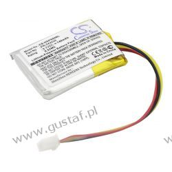 Dolphin 6500EP / PR-042025 140mAh 0.52Wh Li-Polymer 3.7V (Cameron Sino) Materiały i akcesoria