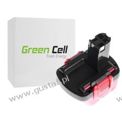 Bosch SDI 120 / BAT139 3000mAh Ni-MH 12.0V (GreenCell)