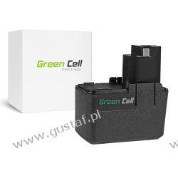 Bosch ABS 96 / 2607335035 2000mAh Ni-MH 9.6V (GreenCell) Pozostałe