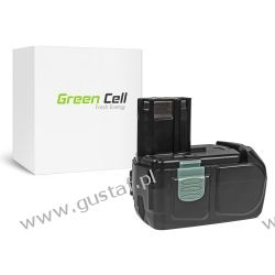 Hitachi C18DL / BCL1815 2500mAh Li-Ion 18.0V (GreenCell) Ładowarki
