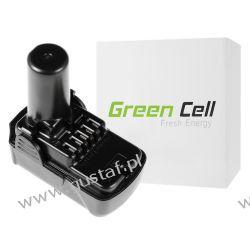 Hitachi CJ10DL / BCL1015 2000mAh Li-Ion 10.8V (GreenCell) Pozostałe