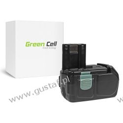 Hitachi CJ14DL / BCL1415 2500mAh Li-Ion 14.4V (GreenCell) Fujitsu-Siemens