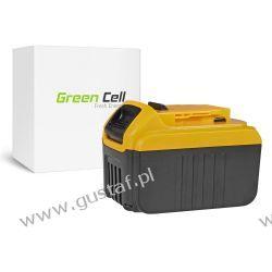 DeWalt DCD720C1 / DCB140 6000mAh Li-Ion 14.4V (GreenCell) Pozostałe