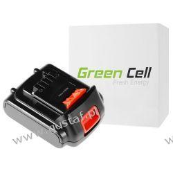Black & Decker ASD14K / BL1114 2000mAh Li-Ion 14.4V (GreenCell) Pozostałe