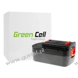 Black & Decker XTC18BK / A18 3000mAh Ni-MH 18.0V (GreenCell) Pozostałe