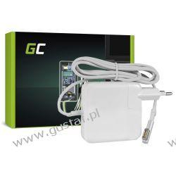 Zasilacz sieciowy Apple MacBook Air 11 A1370 / A1244 14.5V 3.1A Magsafe 45W (GreenCell) Komputery