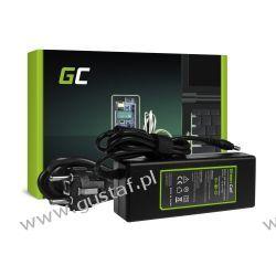 Zasilacz sieciowy 15.6V 8A 5.5x2.5mm 125W (GreenCell) Komputery