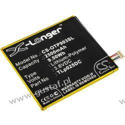 Alcatel One Touch Pixi 4 6.0 / TLp025DC 2500mAh 9.50Wh Li-Polymer 3.8V (Cameron Sino) Telefony i Akcesoria