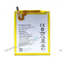Huawei Ascend G7 Plus / HB396481EBC 3000mAh 11.4Wh Li-Polymer 3.8V (oryginalny) Pozostałe