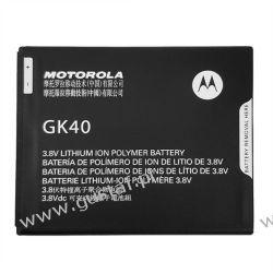Motorola Moto E3 / GK40 2685mAh 10.2Wh Li-Polymer 3.8V (oryginalny) Motorola