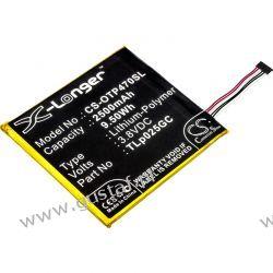 Alcatel One Touch Pixi 4 7.0 / TLp025GC 2500mAh 9.50Wh Li-Polymer 3.8V (Cameron Sino) Telefony i Akcesoria