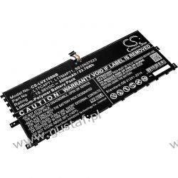 Lenovo ThinkPad X1 Yoga 2018 / L17C4P71 3500mAh 53.76Wh Li-Ion 15.36V (Cameron Sino) Pozostałe