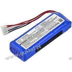 JBL Charge 3  / GSP1029102A 6000mAh 22.20Wh Li-Polymer 3.7V (Cameron Sino) Sprzęt audio przenośny
