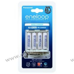Panasonic Eneloop BQ-CC61 + 4 x R6/AA Eneloop 2000mAh  Pozostałe