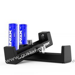 Ładowarka do akumulatorów cylindrycznych Li-ion 18650 Xtar MC1S RTV i AGD