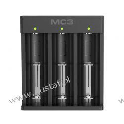 Ładowarka do akumulatorów cylindrycznych Li-ion 18650 Xtar MC3 RTV i AGD
