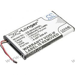 Sony PHA-2 / 4-297-656-01 2200mAh 8.14Wh Li-Polymer 3.7V (Cameron Sino)