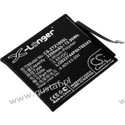 ZTE Nubia Z18 mini Dual SIM / Li3933T44P6h766343 3350mAh 12.90Wh Li-Polymer 3.85V (Cameron Sino)