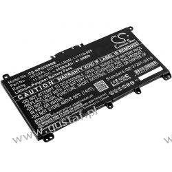 HP 250 G7 / HSTNN-LB8M 3550mAh 41.00Wh Li-Ion 11.55V (Cameron Sino) Akcesoria (Laptop, PC)