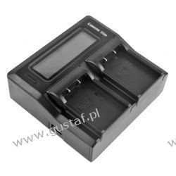 Fujifilm Medium Format GFX / BC-T125 ładowarka podwójna do NP-T125 (Cameron Sino) Ładowarki