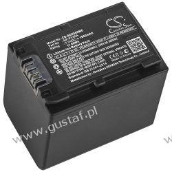 Sony FDR-AX33 / NP-FV50A 1600mAh 11.68Wh Li-Ion 7.3V (Cameron Sino) Kamery