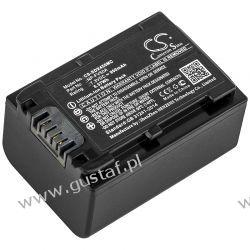 Sony FDR-AX33 / NP-FV50A 900mAh 6.57Wh Li-Ion 7.3V (Cameron Sino) Kamery